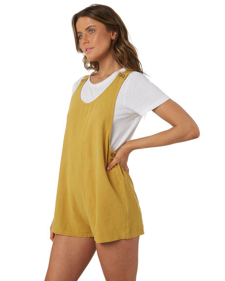 PLANTAIN WOMENS CLOTHING RHYTHM PLAYSUITS + OVERALLS - OCT18W-JS01PLA