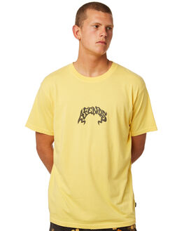 MELLOW MENS CLOTHING AFENDS TEES - M184103MELLW