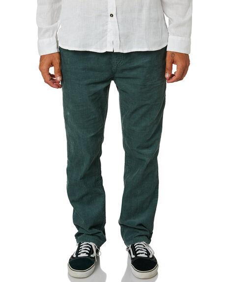 EVERGREEN MENS CLOTHING RUSTY PANTS - PAM0999EVG