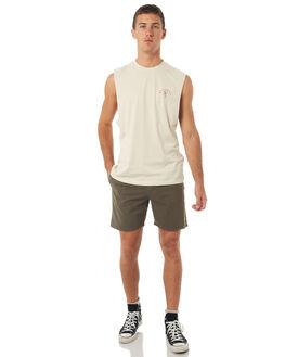 SAND MENS CLOTHING THRILLS SINGLETS - TS7-105CSAND