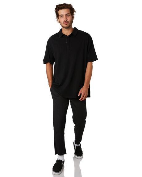 OFF BLACK MENS CLOTHING NO NEWS SHIRTS - N5201140OFFBK