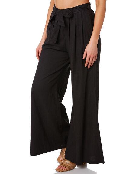 CHARCOAL WOMENS CLOTHING TIGERLILY PANTS - T395377CHR