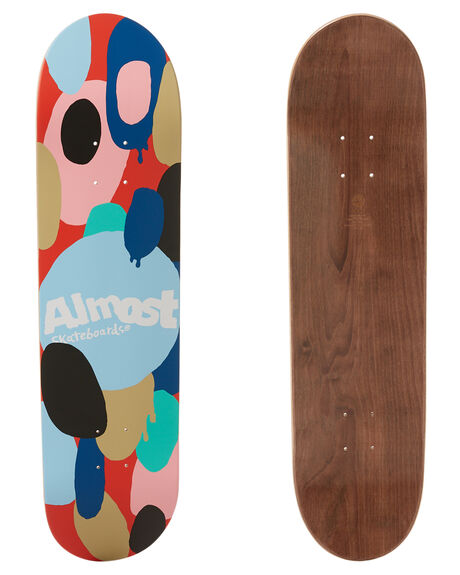 RED SKATE DECKS ALMOST  - 100231076RED