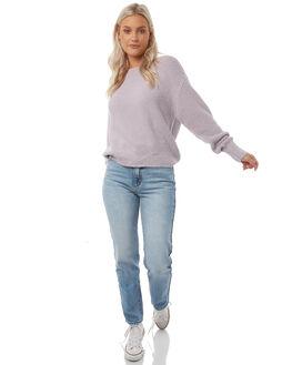 DUSTY LILAC WOMENS CLOTHING NEUW KNITS + CARDIGANS - 3779037790