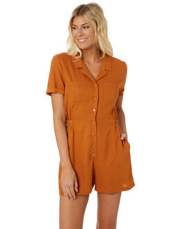 SIENNA OUTLET WOMENS THE HIDDEN WAY PLAYSUITS + OVERALLS - H8188446SIENN