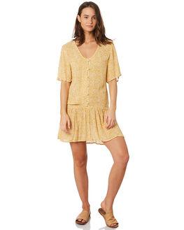 APRICOT WOMENS CLOTHING O'NEILL DRESSES - 5421610APT