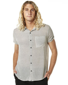 WHITE MENS CLOTHING ROLLAS SHIRTS - 10992005