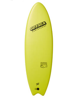 ELECTRIC LEMON SURF SOFTBOARDS CATCH SURF PERFORMANCE - ODY56-QLM17