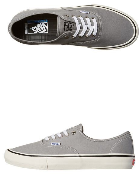 vans authentic grey
