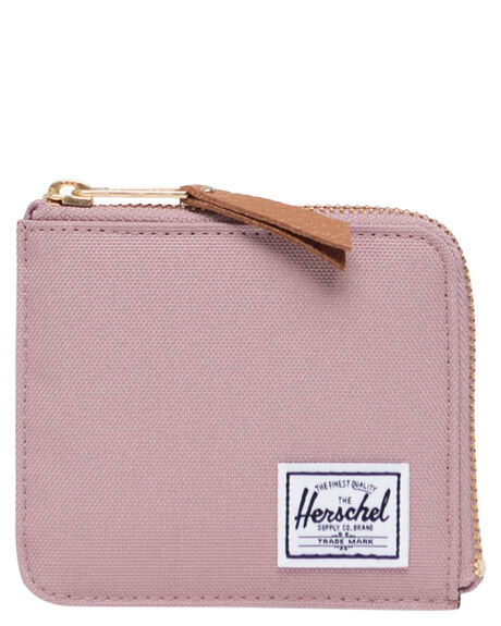 ASH ROSE WOMENS ACCESSORIES HERSCHEL SUPPLY CO PURSES + WALLETS - 10770-02077-OSASHRS