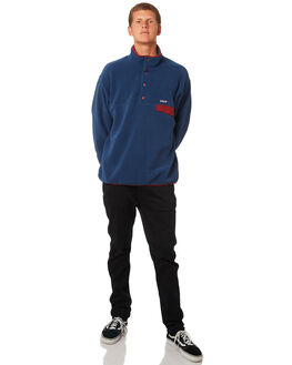 STONE BLUE MENS CLOTHING PATAGONIA JUMPERS - 25580SNBL