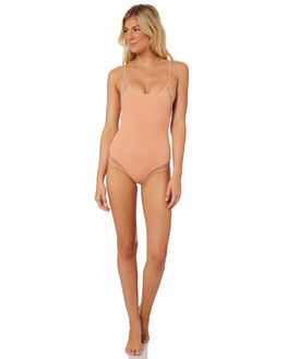FRENCH ROSE WOMENS SWIMWEAR TORI PRAVER ONE PIECES - 1R18SOBENR-FRO