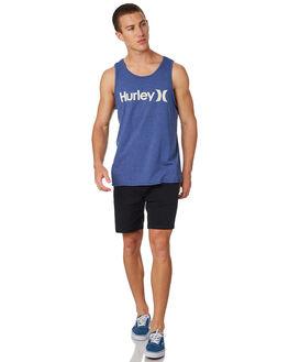 DEEP ROYAL MENS CLOTHING HURLEY SINGLETS - 892170402