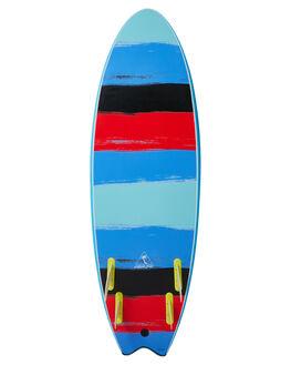 COOL BLUE BOARDSPORTS SURF CATCH SURF SOFTBOARDS - ODY56-QCBLU