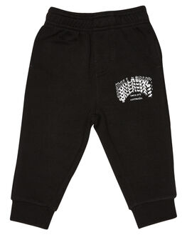 BLACK KIDS BOYS BILLABONG PANTS - 7595301BLK