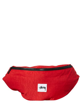 RED MENS ACCESSORIES STUSSY BAGS - ST786009RED