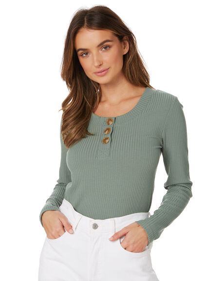 SAGE WOMENS CLOTHING THE FIFTH LABEL TEES - 40190505SAGE