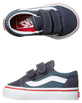 PARISIAN NIGHT SLATE KIDS TODDLER GIRLS VANS FOOTWEAR - VN-044KMMSPARI