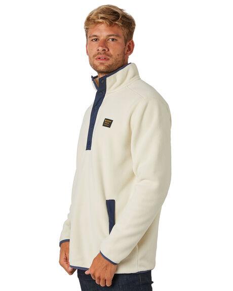 BONE WHITE MENS CLOTHING BURTON JUMPERS - 17350104100BNEWH