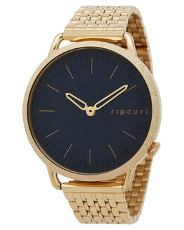 GOLD WOMENS ACCESSORIES RIP CURL WATCHES - A3010G0146