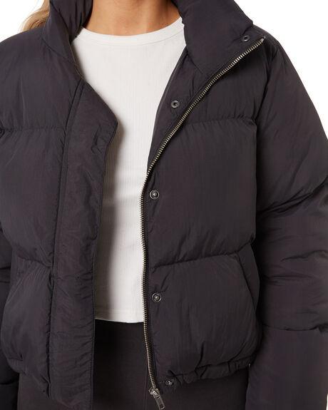 COAL WOMENS CLOTHING NUDE LUCY JACKETS - NU23871COAL