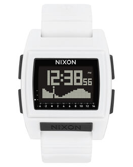 WHITE MENS ACCESSORIES NIXON WATCHES - A1212-100
