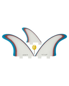 BLUE BOARDSPORTS SURF CAPTAIN FIN CO. FINS - CFF3411703BLU