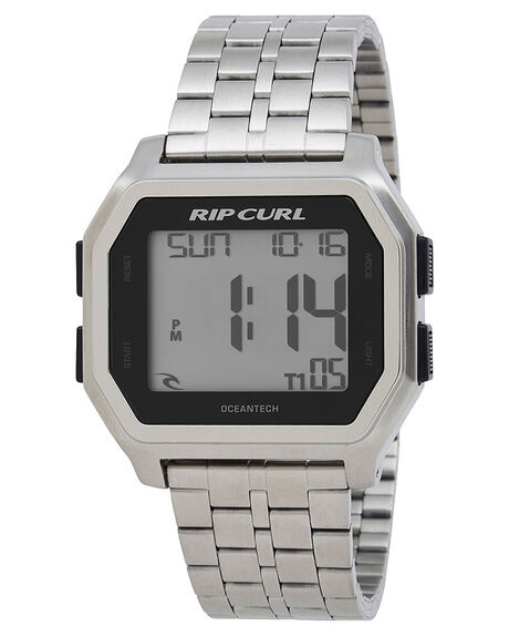 BLACK MENS ACCESSORIES RIP CURL WATCHES - A29840090