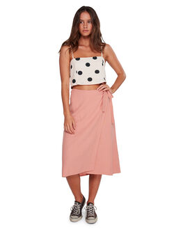 CLAY WOMENS CLOTHING BILLABONG SKIRTS - BB-6592525-C24