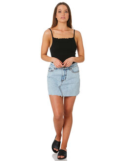90S WASH WOMENS CLOTHING THE HIDDEN WAY SKIRTS - H8174471WASH