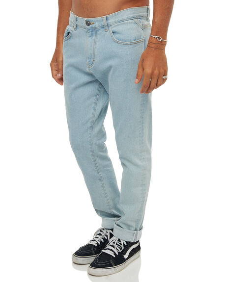 90S BLUE MENS CLOTHING RUSTY JEANS - PAM0859NTB