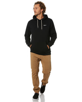 BLACK MENS CLOTHING RIP CURL JUMPERS - CFEQJ10090