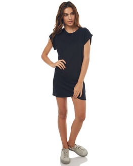 BLACK WOMENS CLOTHING SILENT THEORY DRESSES - 6061014BLK