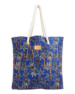 BLUE WOMENS ACCESSORIES BILLABONG BAGS + BACKPACKS - BB-6692105-BLU