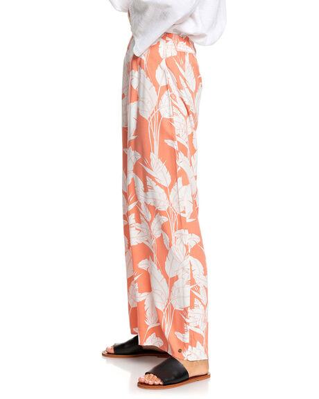TERRA COTTA WOMENS CLOTHING ROXY PANTS - ERJNP03317-XMWW