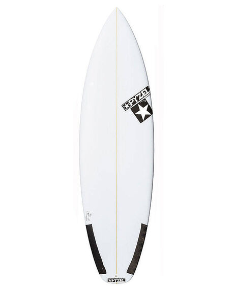 CLEAR BOARDSPORTS SURF PYZEL SURFBOARDS - PYPYZALIENCLR