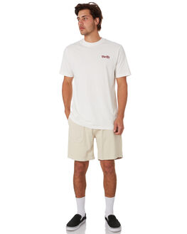 TIKI WHITE MENS CLOTHING THRILLS SHORTS - TS9-300ATIKI