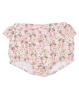 SPRING FLORAL KIDS BABY WALNUT CLOTHING - SP19MGGIGBLMSPRFL
