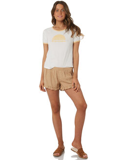 SAND WOMENS CLOTHING RHYTHM SHORTS - OCT18W-WS03SAN