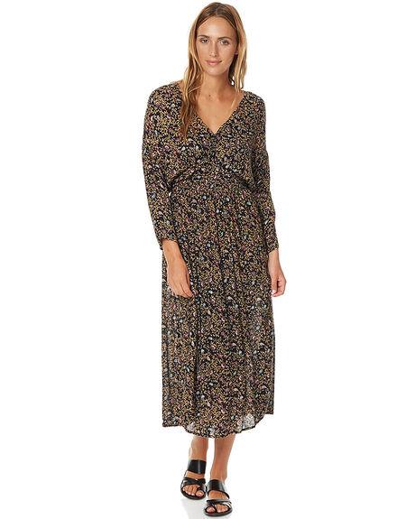 BLACK WOMENS CLOTHING O'NEILL DRESSES - FA6416031BLK
