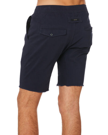 DUKE BLUE MENS CLOTHING ZANEROBE SHORTS - 612-FTDUKBL