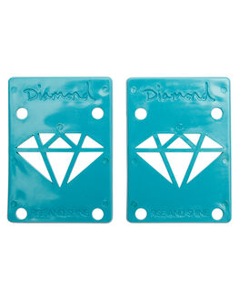 BLUE SKATE HARDWARE DIAMOND SUPPLY CO  - 016001116BLU