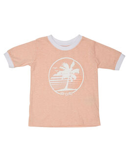 PEACH KIDS GIRLS RIP CURL TOPS - FTEBS10165