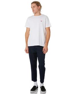 NAVY PINSTRIPE MENS CLOTHING LEVI'S PANTS - 79888-0002NVYPS