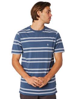 INDIGO MENS CLOTHING VOLCOM TEES - A0111901IND