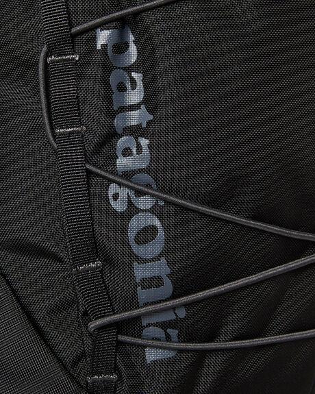 BLACK MENS ACCESSORIES PATAGONIA BAGS + BACKPACKS - 47927BLK