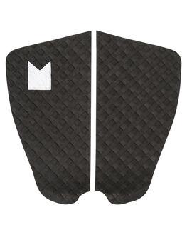 BLACK SURF HARDWARE MODOM TAILPADS - MOTRBLK2BLACK