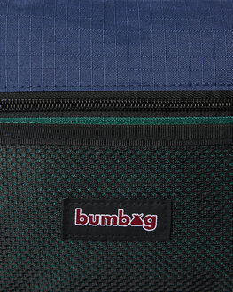 FOREST GREEN NAVY MENS ACCESSORIES THE BUMBAG CO BAGS + BACKPACKS - CO055FGRN