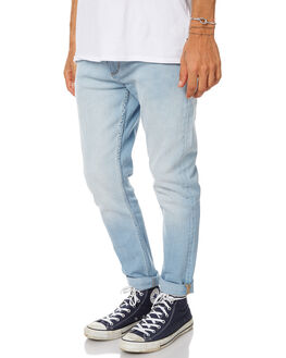 BONDI BLUE MENS CLOTHING ROLLAS JEANS - 15095542