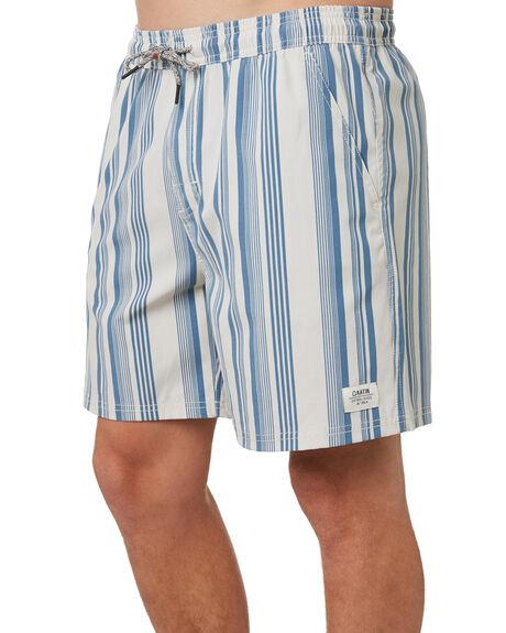 STRIPE MENS CLOTHING KATIN BOARDSHORTS - TRMICSS00STR